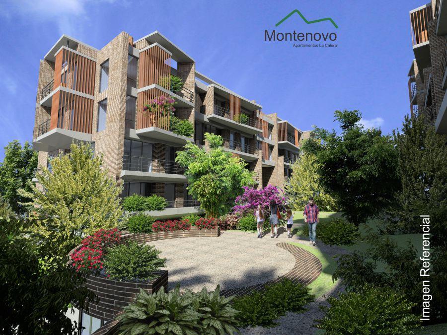 MONTENOVO Apartamentos sobre planos en La Calera desde 309.000.000 pesos